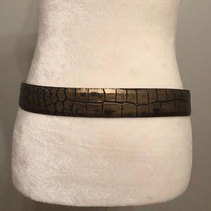 Worth Accessories - Great Worth Belt - NWOT M